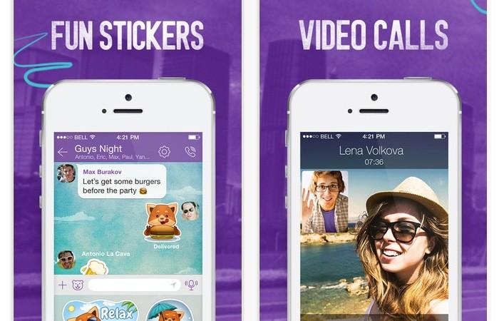 Viber-video-calls